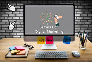services of digital marketing